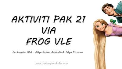 PAK21 Via FrogVLE