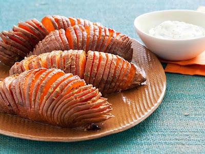 البطاطا الحلوة تخفض ضغط الدم