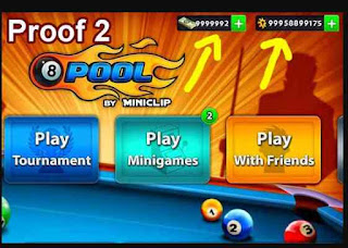Cara Cheat 8 Ball Pool Unlimited Money