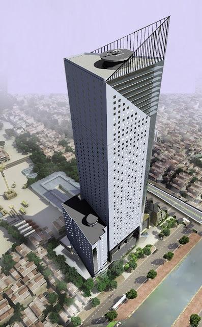 Dự án Chung cư tháp doanh nhân Hà đông