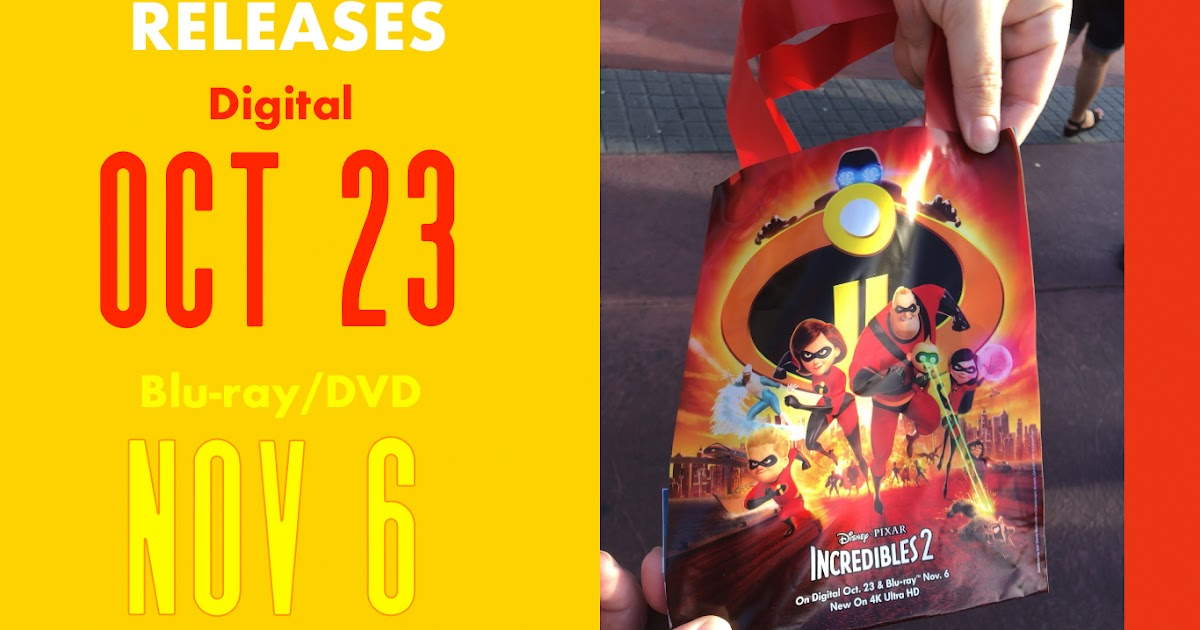 Google Wallpaper Of Cars Incredibles 2 To Release Digitally On Oct 23 Amp 4k Blu