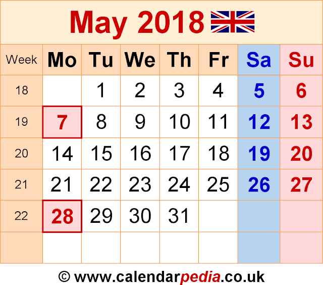 Key dates for CIMA May 2018 exam - Timetable