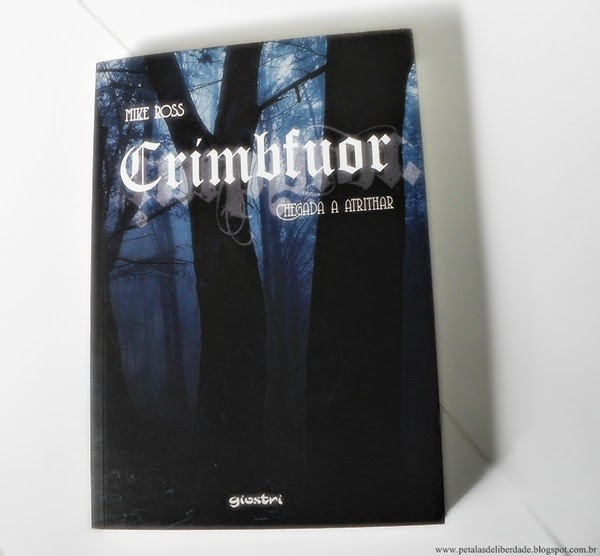 livro, Crimbfuor - Chegada a Atrithar, Mike Ross, Harry Potter