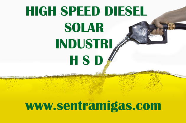 Solar Industri HSD | High Speed Diesel