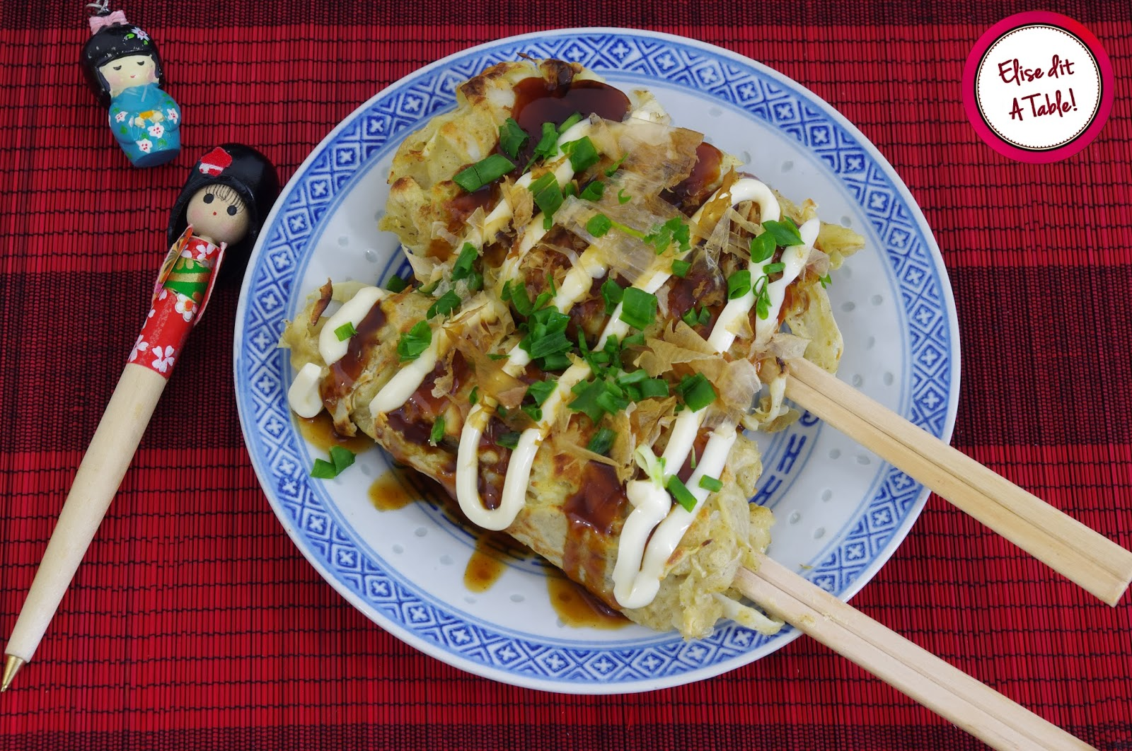 recette recette japonaise hashimaki okonomiyaki blog cuisine. Black Bedroom Furniture Sets. Home Design Ideas