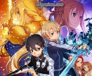 Sword Art Online: Alicization Episodio 1 [Mega] [Online]