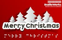 Laiško nuo Kalėdų Senelio pavyzdys