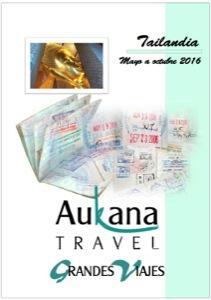 Aukana Catálogo Tailandia 2016