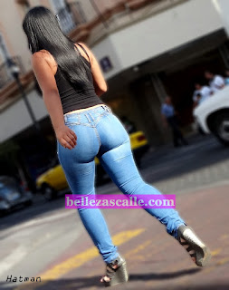 mujeres nalgonas pantalones entallados