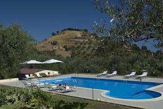 self-catering villa in Sicily
