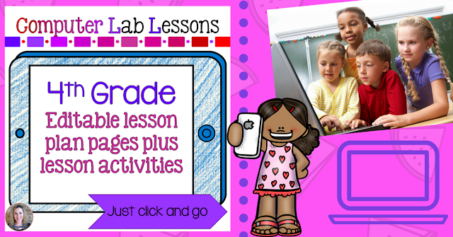 4th Grade Technology Lessons and Activities