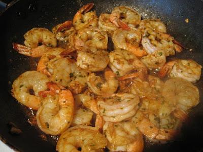 Camarones al Ajillo Garlic Shrimp