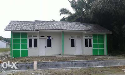 Rumah Dijual Subsidi Di Medan Type 36/Minimalis Harga 115 Juta Rumah Jokowi Ready Stock