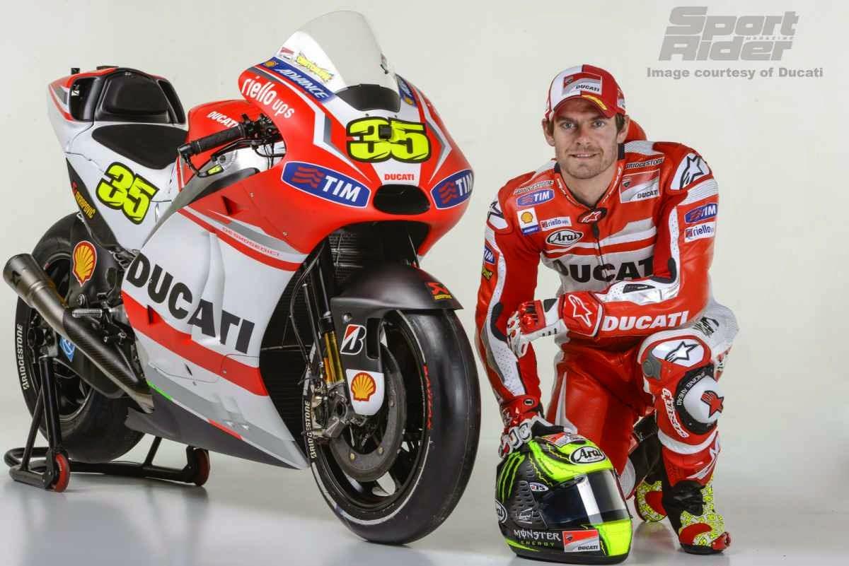 Motor Ducati Desmosedici Untuk MotoGP Gambar Modifikasi Motor
