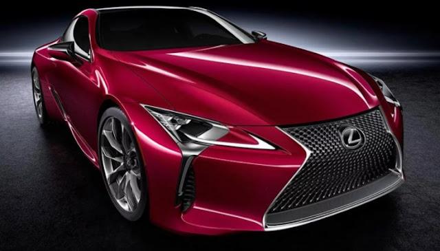 Harga dan Spesifikasi Lexus LC 500