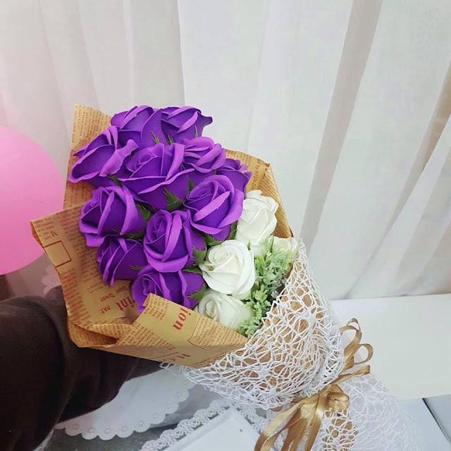 Hoa hong sap thom vinh cuu o Hang Duong
