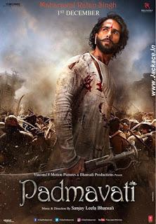 PadmavatiFirst Look Poster