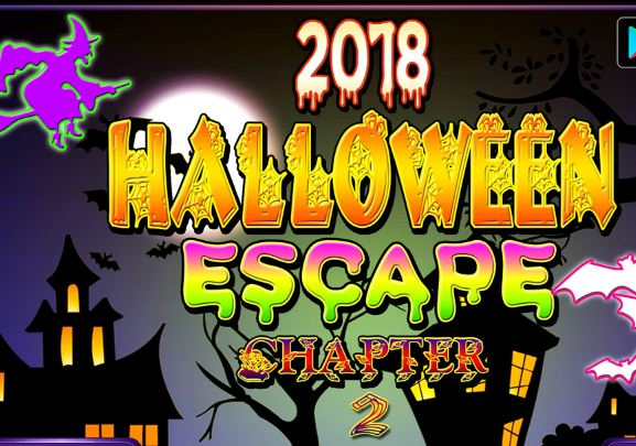 NSREscapeGames Halloween Escape 2018 Chapter 2 Walkthrough