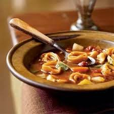 Resep Hangatnya Sup Tortellini