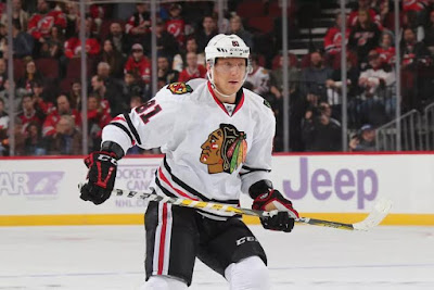 Marian Hossa has now played more games