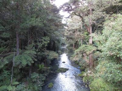Parque AH Reed, Whangarei, Nueva Zelanda