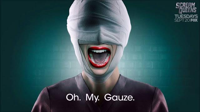 Video promocional de 'Scream Queens' la sonido de 'Perfect Illusion', de Lady Gaga