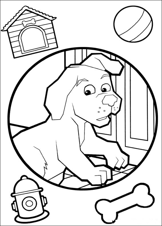 wonder pets free coloring pages - photo#7