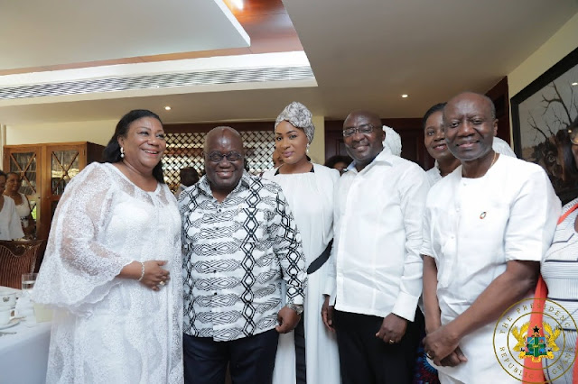 President Akufo-Addo's 74th Birthday