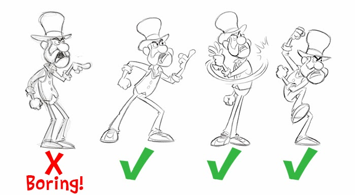 Flooby Nooby: Cedric Hohnstadt's Pose Drawing SparkBook