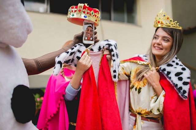 personagem vivo bh, princesa real, dani machado entretenimento elsa, ana e olaf