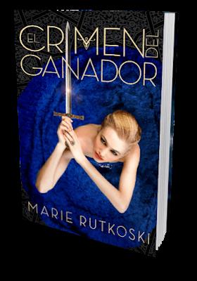[Reseña] El crimen del ganador // Marie Rutkoski