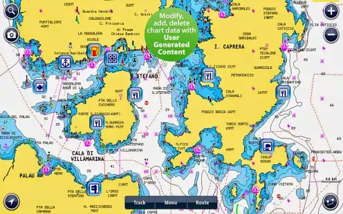 Android Files Games Apps: Marine: Europe HD 3 1 (Navionics