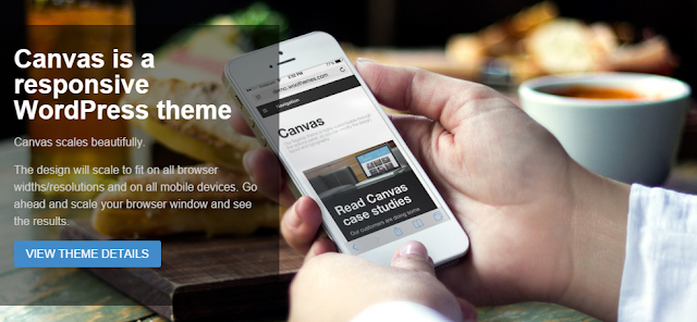Free Download WooThemes Canvas V5.9.15 Responsive Wordpress Theme
