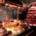 Bienvenue au restaurant gastronomique à volonté Les Grands Buffets, à Narbonne