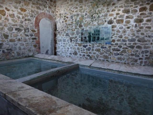 antico lavatoio ad Allerona