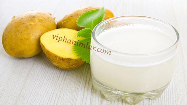 Patates Suyu Nasıl Kullanılır - viphanimlar.com