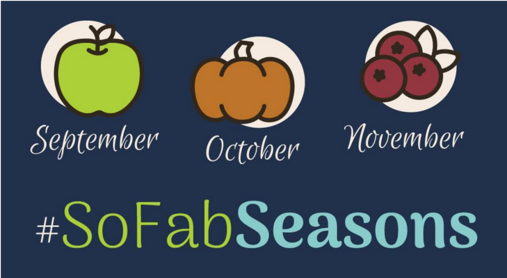 So Fab Seasons - Cranberries