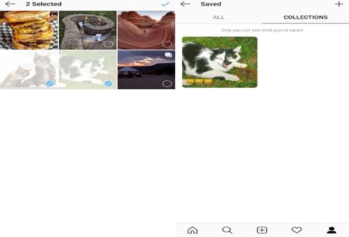 Inilah Cara Menggunakan Fitur Tersimpan di Aplikasi Android Instagram 5