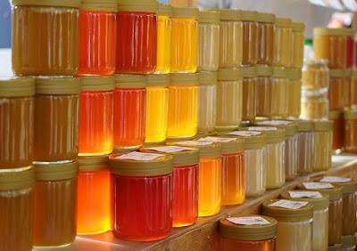 madu adalah obat batuk berdahak yang disukai anak-anak