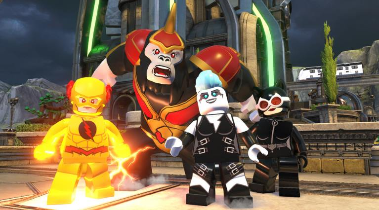 LEGO DC Super-Villains Deluxe Edition PC Full Español