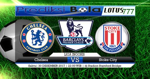 PREDIKSI  Chelsea vs Stoke  30 DESEMBER 2017