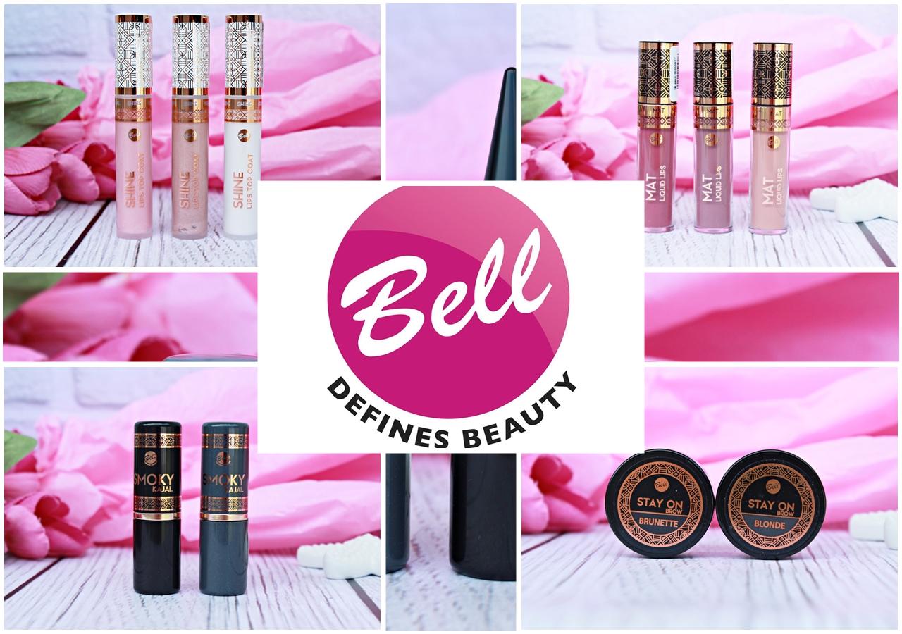 Bell, Desert Rose - Limitowana seria kosmetyków kolorowych dostępna już w sieciach sklepów BIEDRONKA