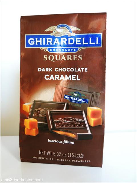 Chocolatinas Ghirardelli