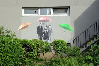 Sunday Street Art : Le Mouvement - rue de Ménilmontant - Paris 20