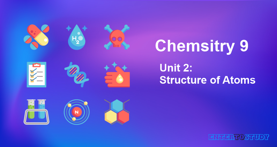 KIPS 9th Class Chemistry Notes Unit 2: Structure of Atoms