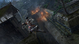 Sekiro: Shadows Die Twice Xbox 360 Wallpaper