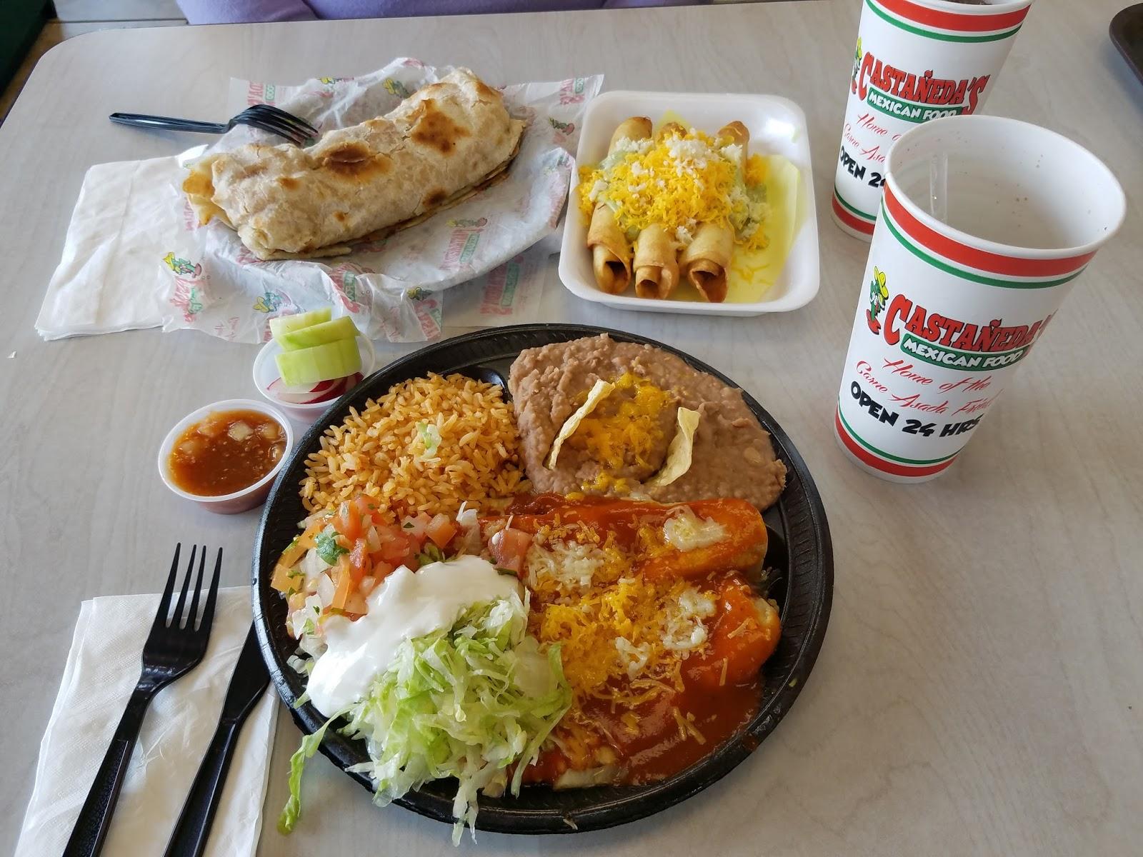Castaneda S Mexican Food Pomona Ca