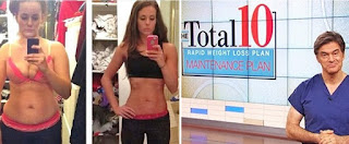 dr oz The Total 10 Rapid Weight Loss Plan