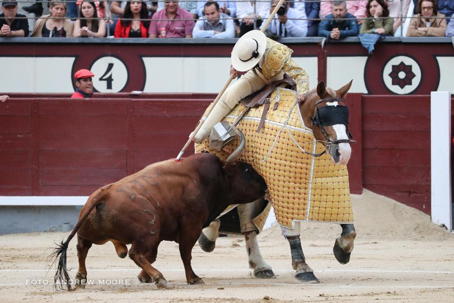Duodécima corrida de Feria. Más de 22.000 espectadores. Toros de Alcurrucén  y Lozano Hermanos (6º) f1987369a6e