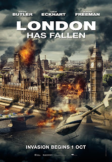 Download Film London Has Fallen (2016) HC HDRip 720p Subtitle Indonesia